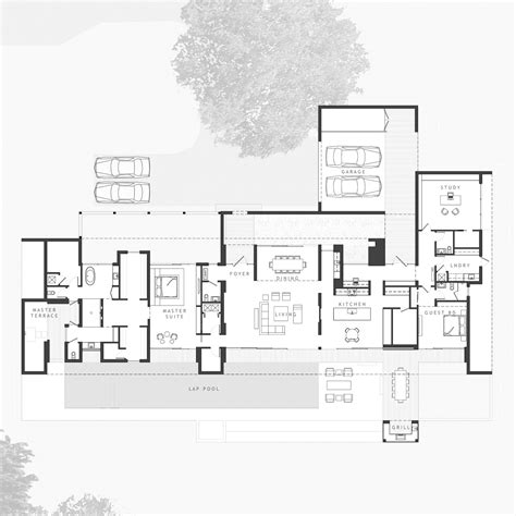 Lakehouse Floor Plans by Architecture As Aesthetics Lakehouse Residence Max