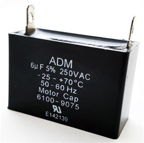 6uf capacitor motor start capacitors and motor run capacitors