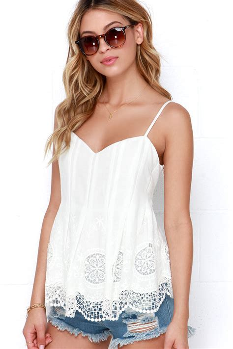 Pleats Top 28 ivory top laced top pleated top 46 00