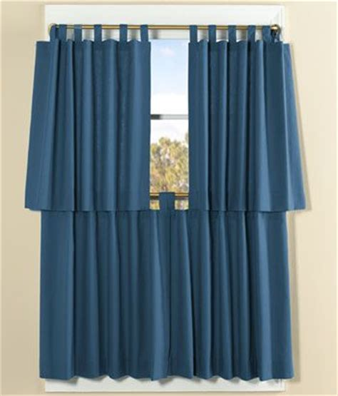 weavers cloth curtains weaver s cloth 3 quot tab tier curtains curtains cortinas