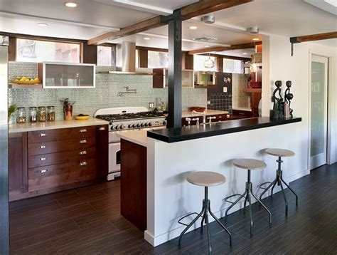 modern rustic kitchen modern kitchen los angeles