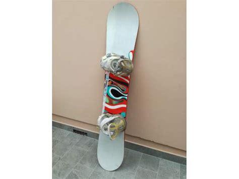 tavola attacchi snowboard tavola snowboard burton posot class