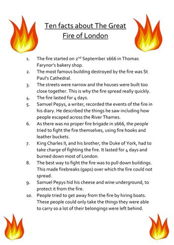 top 7 fun facts about london s houses of parliament great fire of london facts by lauras2412 teaching