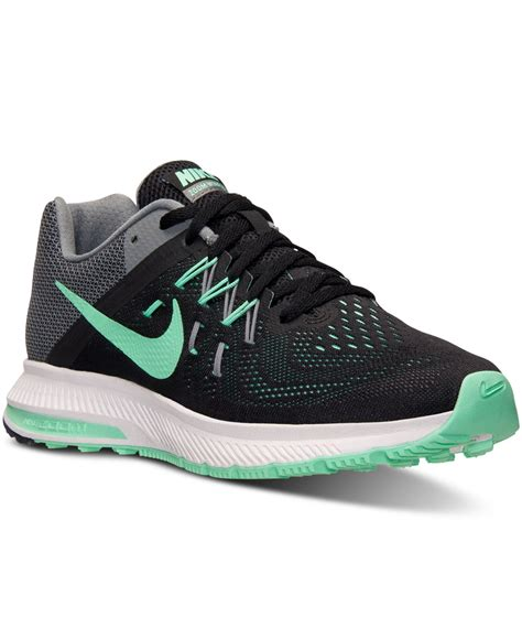 Sneakers Nike Zoom Impor Murah nike s zoom winflo 2 running sneakers from finish line in green for lyst