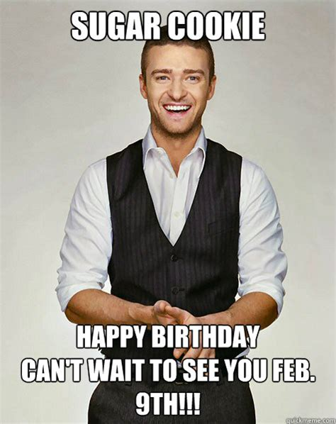 Justin Timberlake Happy Birthday Meme - the gallery for gt justin timberlake birthday meme