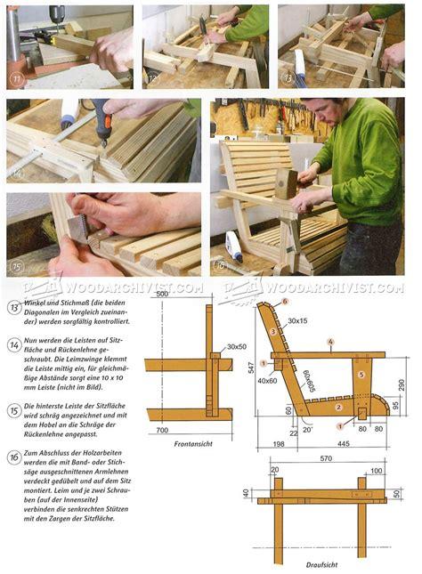 wooden swing plans woodarchivist