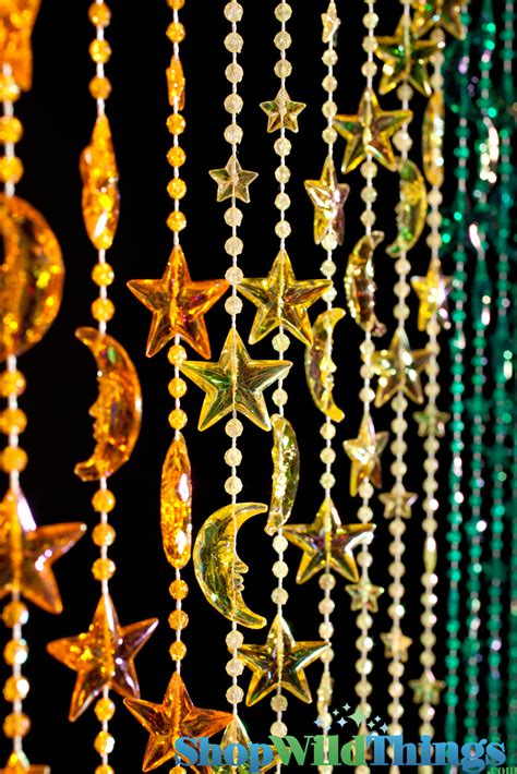 rainbow beaded curtain rainbow beaded curtains stars moons rainbow door beads