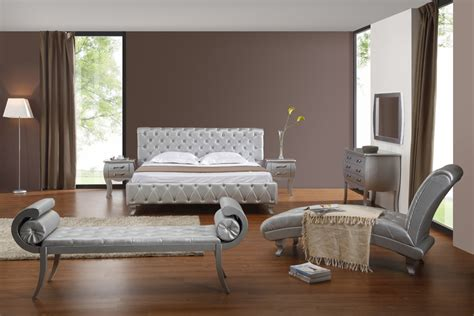 crystal bedroom furniture monte carlo platinum edition silver modern bed with
