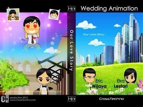 Animasi Wedding Free by Animasi Kartun Pernikahan Wedding