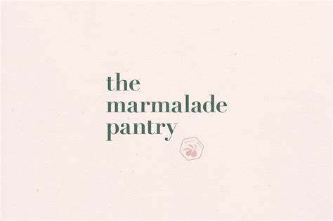 The Marmalade Pantry the marmalade pantry branding logocurio us