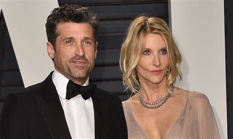 Patrick Dempsey and wife Jillian celebrate 18th wedding