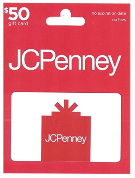 Jcpenney Gift Card Deal - expired lightning deal 50 jcpenney gift card only 40 going live soon jungle