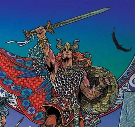 origins of lights king nuada and his sword of light ancient origins