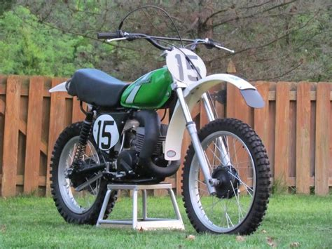 Kawasaki Works Motocross Motorcycles Home