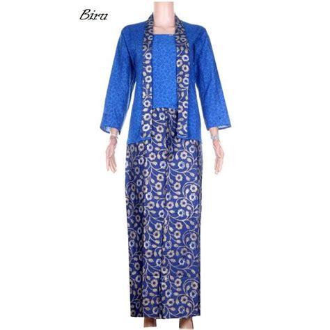 Set Erna Batik rok kebaya rok kebaya katun prada rok kebaya modern baju