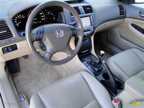 Honda Accord 2006 Interior by Ivory Interior 2006 Honda Accord Ex Sedan Photo 41098561