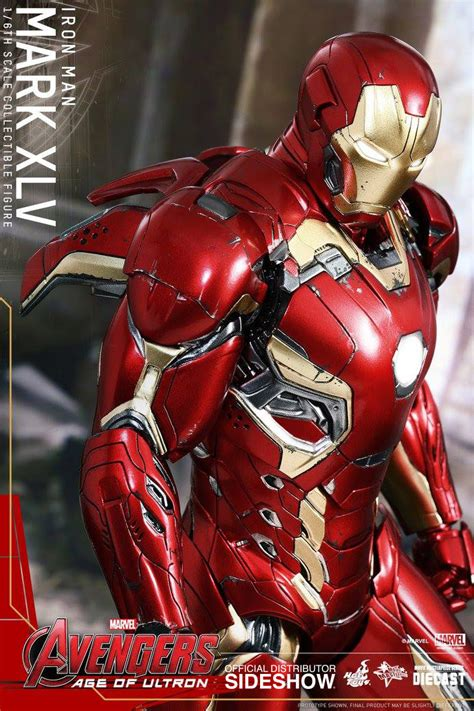 Figure Iron Xlv toys age of ultron iron xlv
