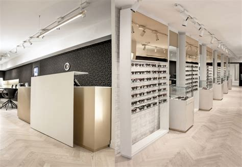 eyewear store by 1point0 toronto canada 187 retail