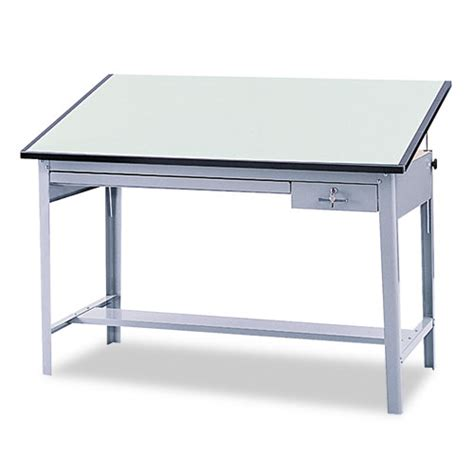 Where Can I Buy A Drafting Table Safco 174 Precision Drafting Table Top Rectangular 60w X 37 1 2d Green Saf3952 Ibuyofficesupply