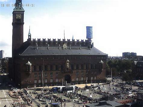 webcam copenhagen city hall europe denmark