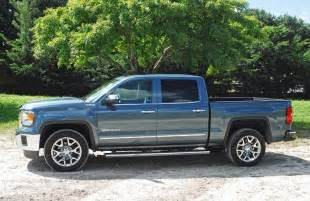 2014 gmc 1500 slt crew cab z71 4 215 4 review test drive