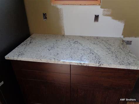 Granite Countertops Waukesha by Colonial White Waukesha Wi Amf Brothers