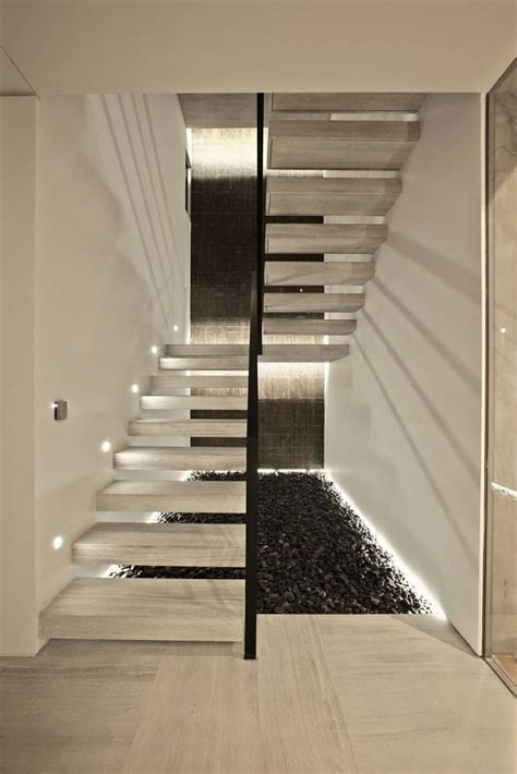 modern stairs s house interior by tanju 214 zelgin modern stairs design