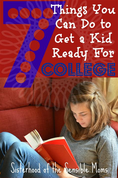here are some things you can do to improve the state of your skin 7 things you can do to get a kid ready for college