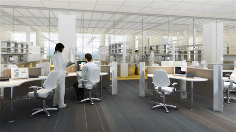 Hok Interior Design by Hok Team Selected To Design New Global Hub For Biomedical