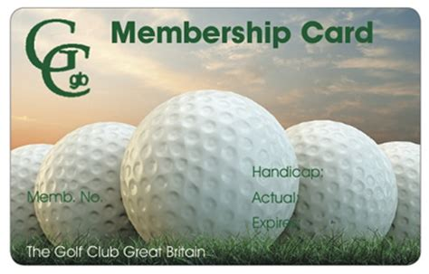 country club membership card template how to obtain a golf handicap golf club great britain