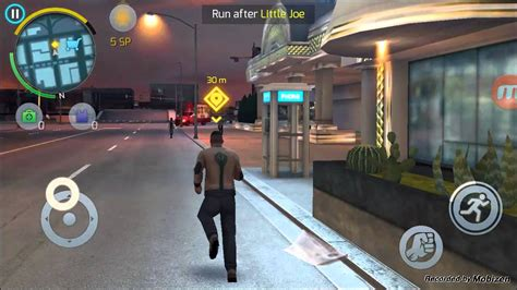 ganster apk gangstar vegas android gameplay