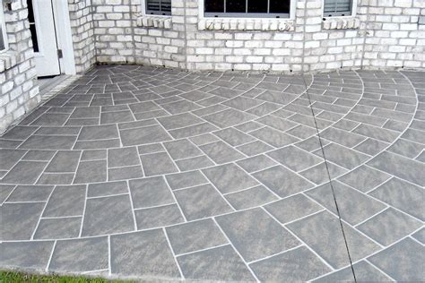 Pictures Of Painted Outdoor Concrete Floors   TheFloors.Co