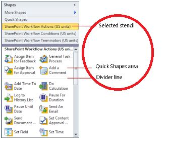 visio cloud shapes office 2010 tips visio shapes remembers what you