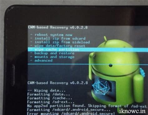 reset android device how to factory hard reset your android phone tablet