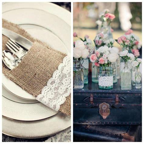 boda vintage decoracion 10 elementos para un casamiento vintage casamientos