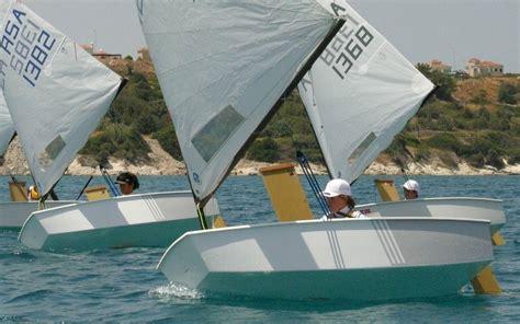 bootje optimist optimist sailboats club opti boats fleets