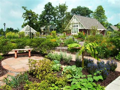 Franklin Park Conservatory And Botanical Garden Scottsmiracle Gro Community Garden Cus Picture Of Franklin Park Conservatory And Botanical