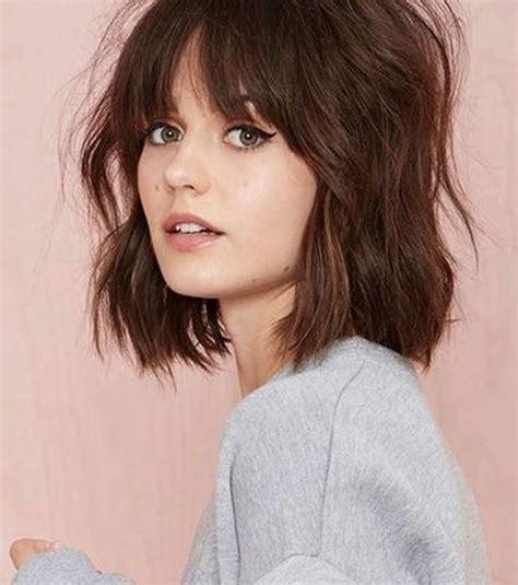 cortes pelo corto flequillo cortes de pelo de mujer 20 ideas para todo tipo de pelo