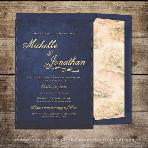 navy blue and gold wedding placecards calligraphy font navy blue and gold wedding invitation calligraphy