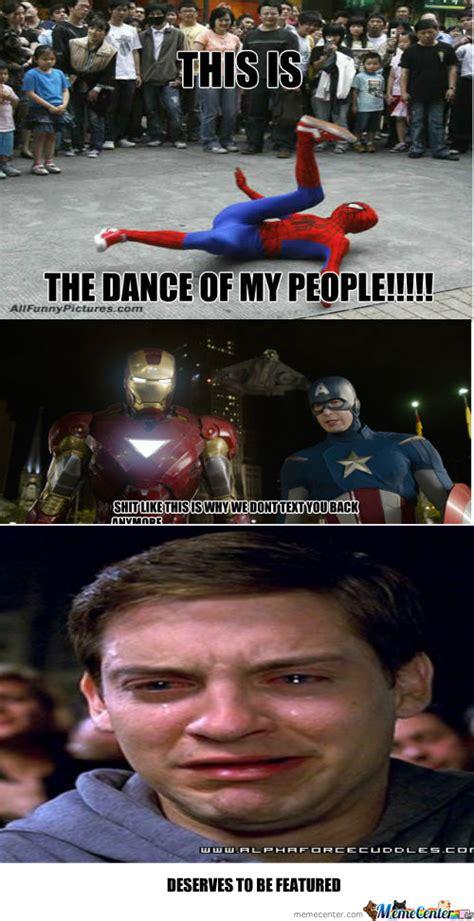 Memes Avengers - spiderman avengers meme