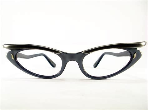vintage eyeglasses frames eyewear sunglasses 50s cat eye