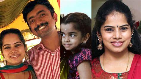 zee telugu heroine family photos tamil actress deepa venkat family photos youtube