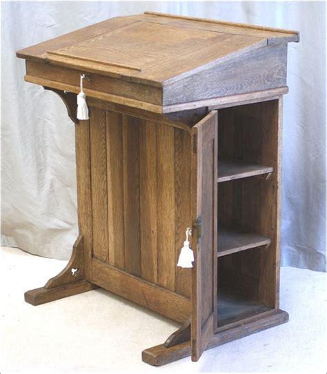 Vintage Reception Desk 4034 Antique Oak Clerks Desk Lectern Reception Desk Antiquedesks Net 0560 175 2007 And 0754