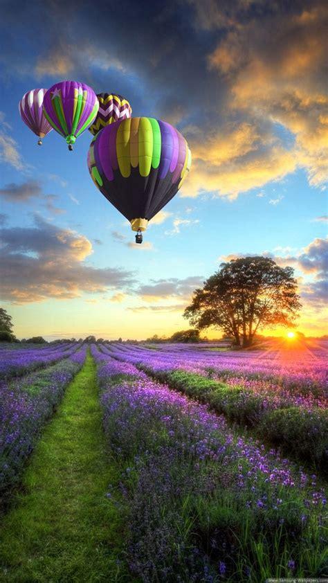 galaxy wallpaper balloon hot air balloons in provence france iphone wallpaper