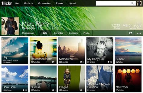 flickr for android flickr introduces redesigned app for android alongside refreshed website