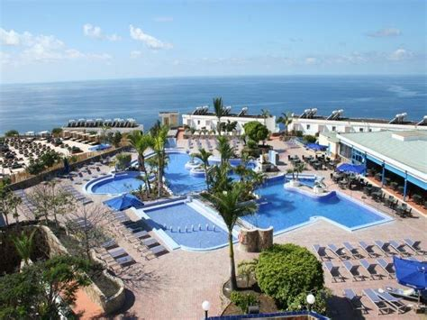 puerto azul aparthotel puerto rico gran canaria canary islands book puerto azul aparthotel