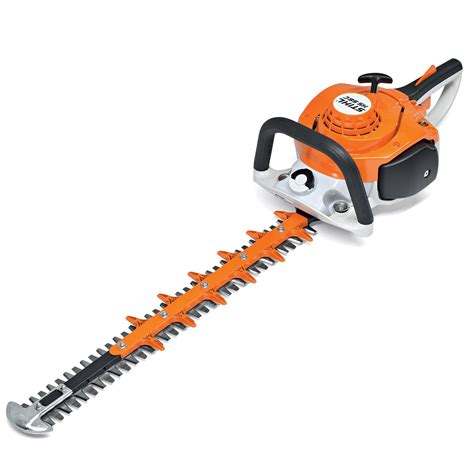 Stihl Taille Haie Thermique 7270 taille haie 224 essence stihl hs56ce 600 l 60 cm leroy merlin