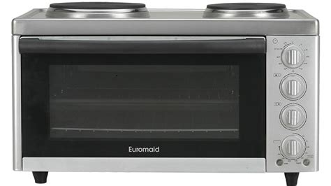 bench top oven euromaid mc130t electric benchtop oven compact ovens