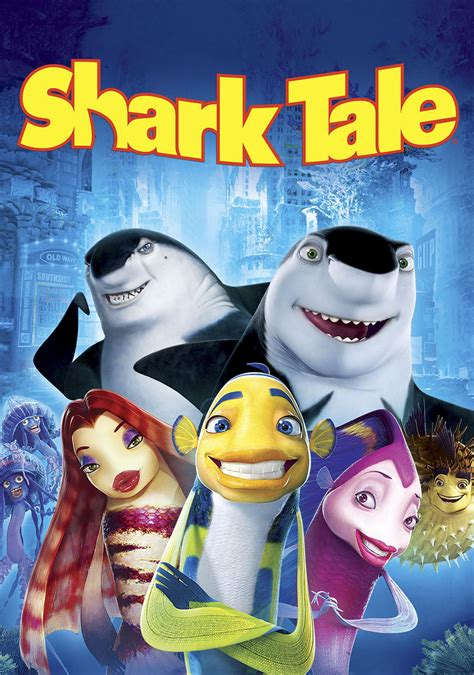 The Tale shark tale poster www pixshark images galleries