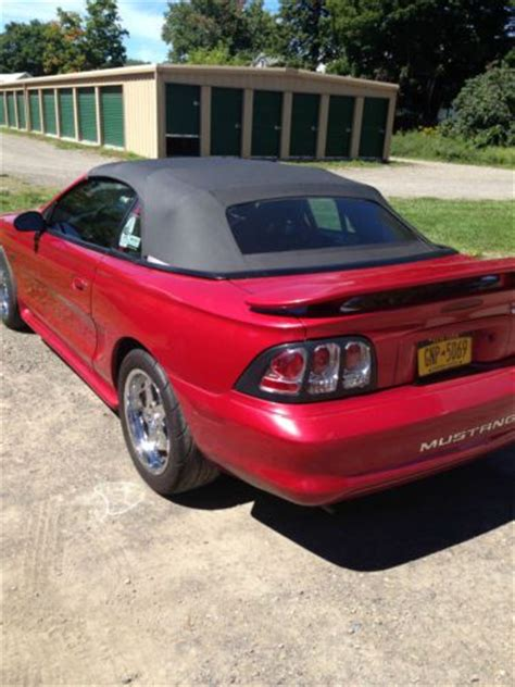 mustang 600 hp sell used 1995 mustang pro convertible 600 hp in